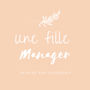 logo une fille manager